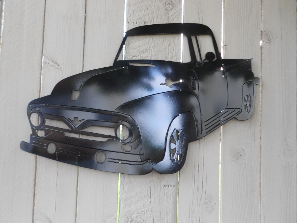 Metal Art – Car (View 14 of 15)