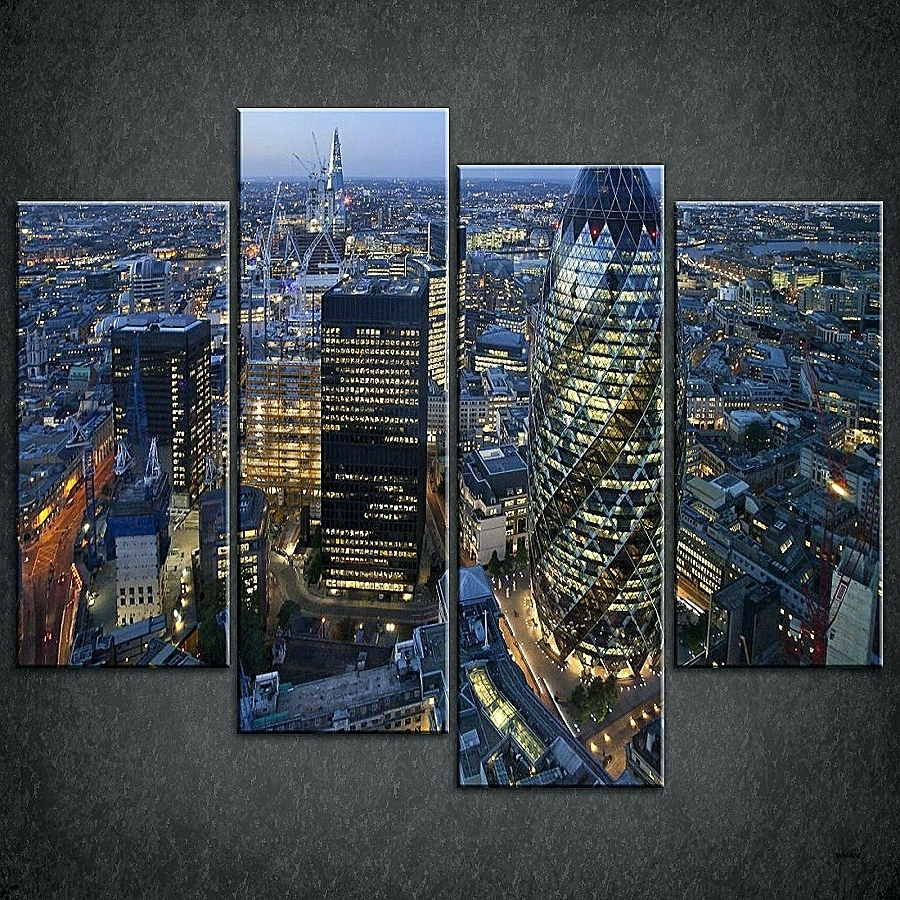 Metal Wall Art New York City Skyline Beautiful Michael Tompsett For Best And Newest Metal Wall Art New York City Skyline (View 6 of 15)
