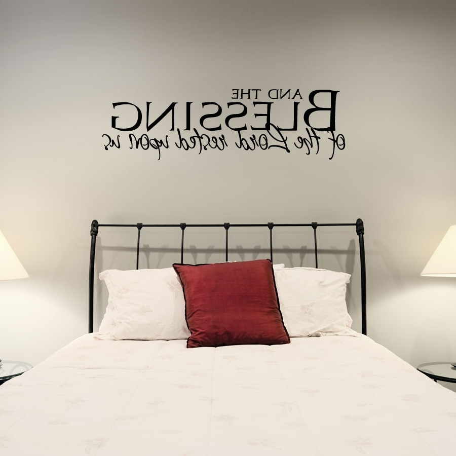 Metal Wall Art Quotes Intended For Newest Wall Art Ideas Design : Grey Wallpaper Custom Wall Art Quotes (View 5 of 15)