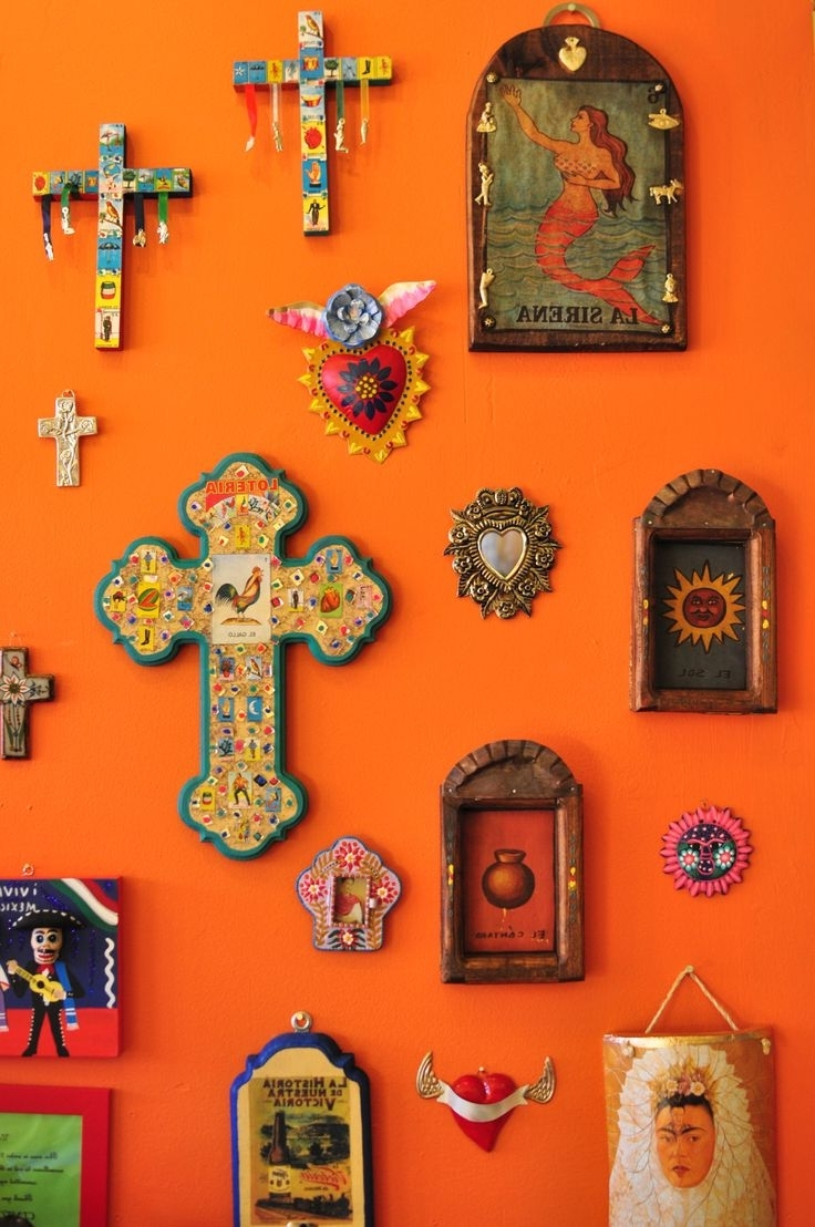 Mexican Style For Recent Mexican Metal Wall Art (View 8 of 15)