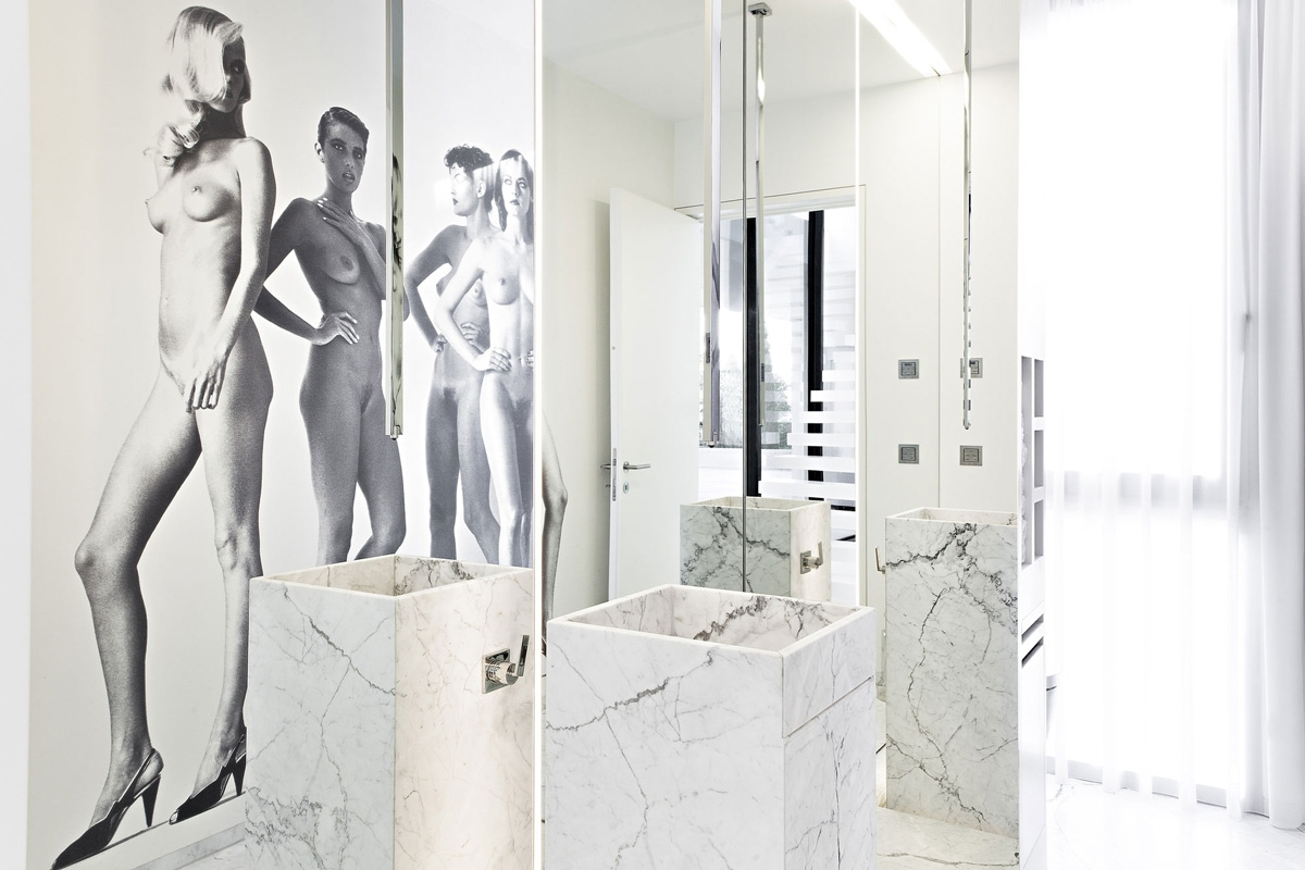 Modern Bathroomles Art Ideas Contemporary Wall Vanities With Regard To Favorite Contemporary Bathroom Wall Art (View 13 of 15)