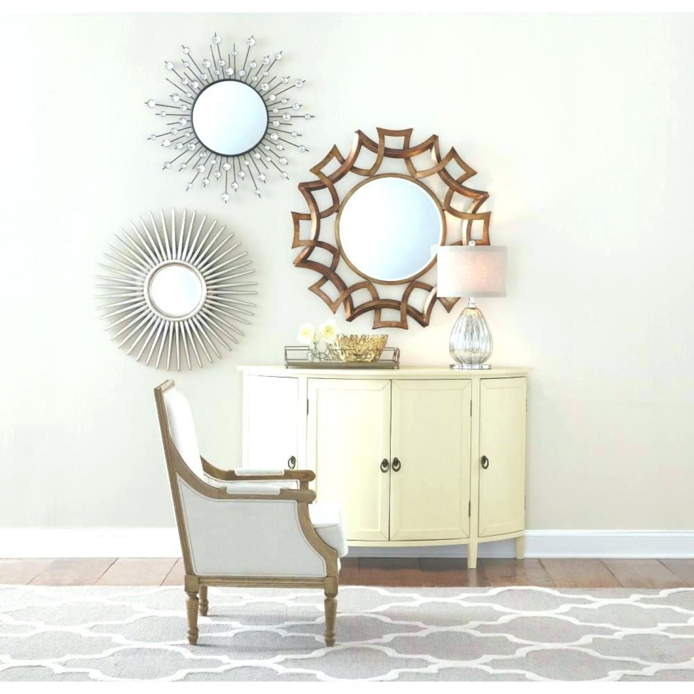 Modern Mirror Wall Art In 2017 Mirrors For Wall Art (View 7 of 15)