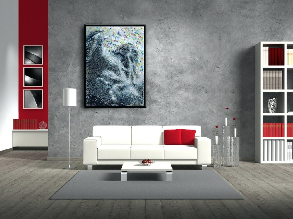 Modern Wall Art Uk Pertaining To Most Current Wall Arts ~ Modern Living Room Wall Art Ideas Modern Wall Art For (View 4 of 15)