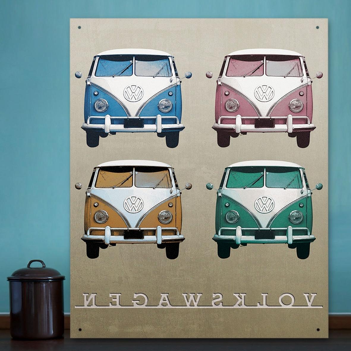 Moore 4 Motors With Campervan Metal Wall Art (View 7 of 15)