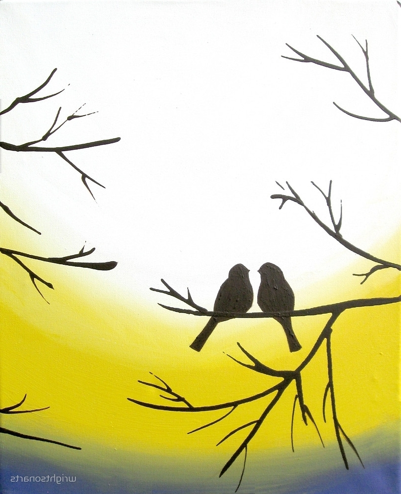 Amazing Bird Wall Art Pictures Inspiration - The Wall Art ...