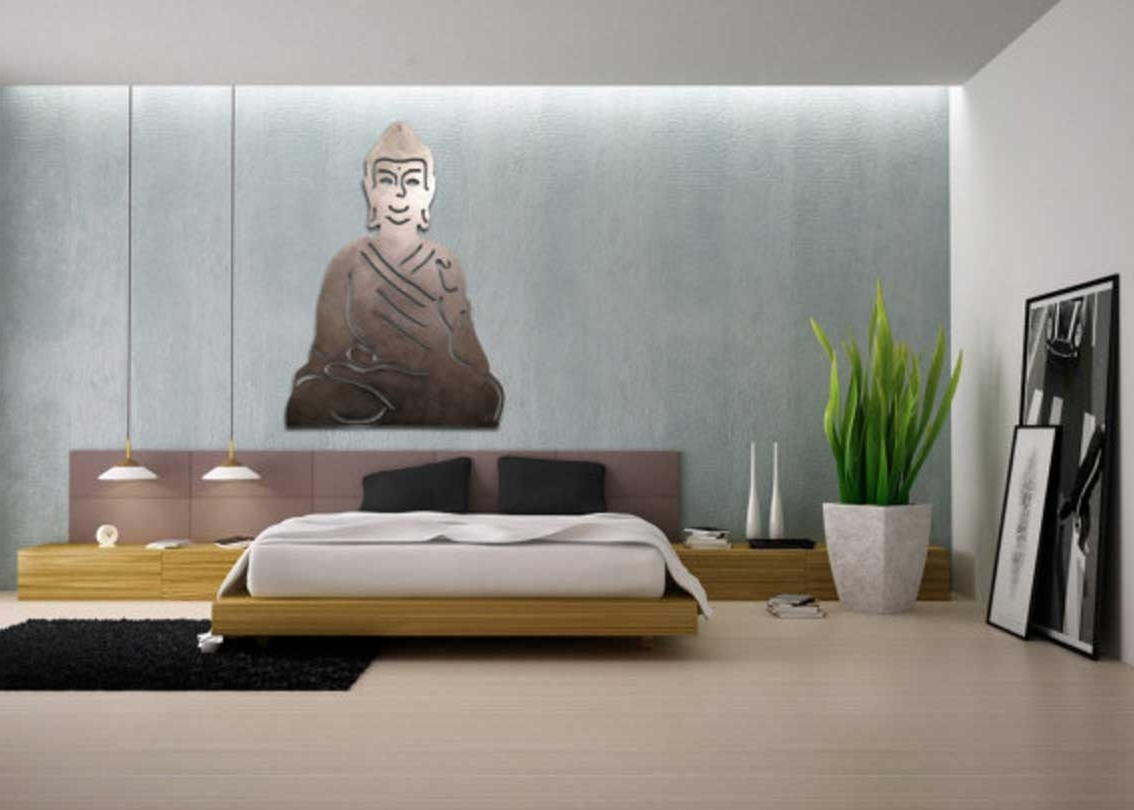 Most Current Buddha Outdoor Wall Art With Large Relief (View 11 of 15)