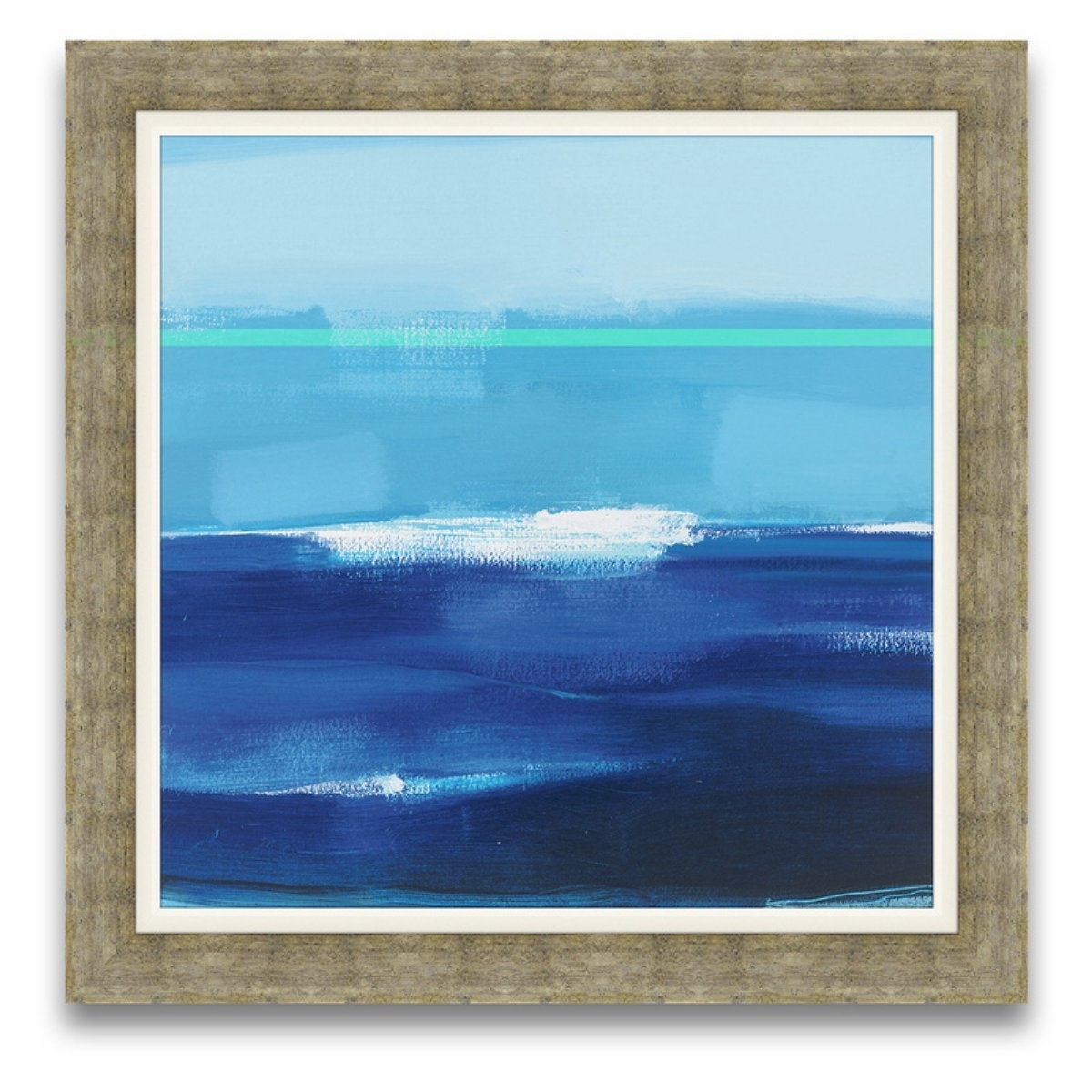 Most Current Color Crush: Bold Blue – Hayneedle In Navy Blue Wall Art (View 1 of 15)