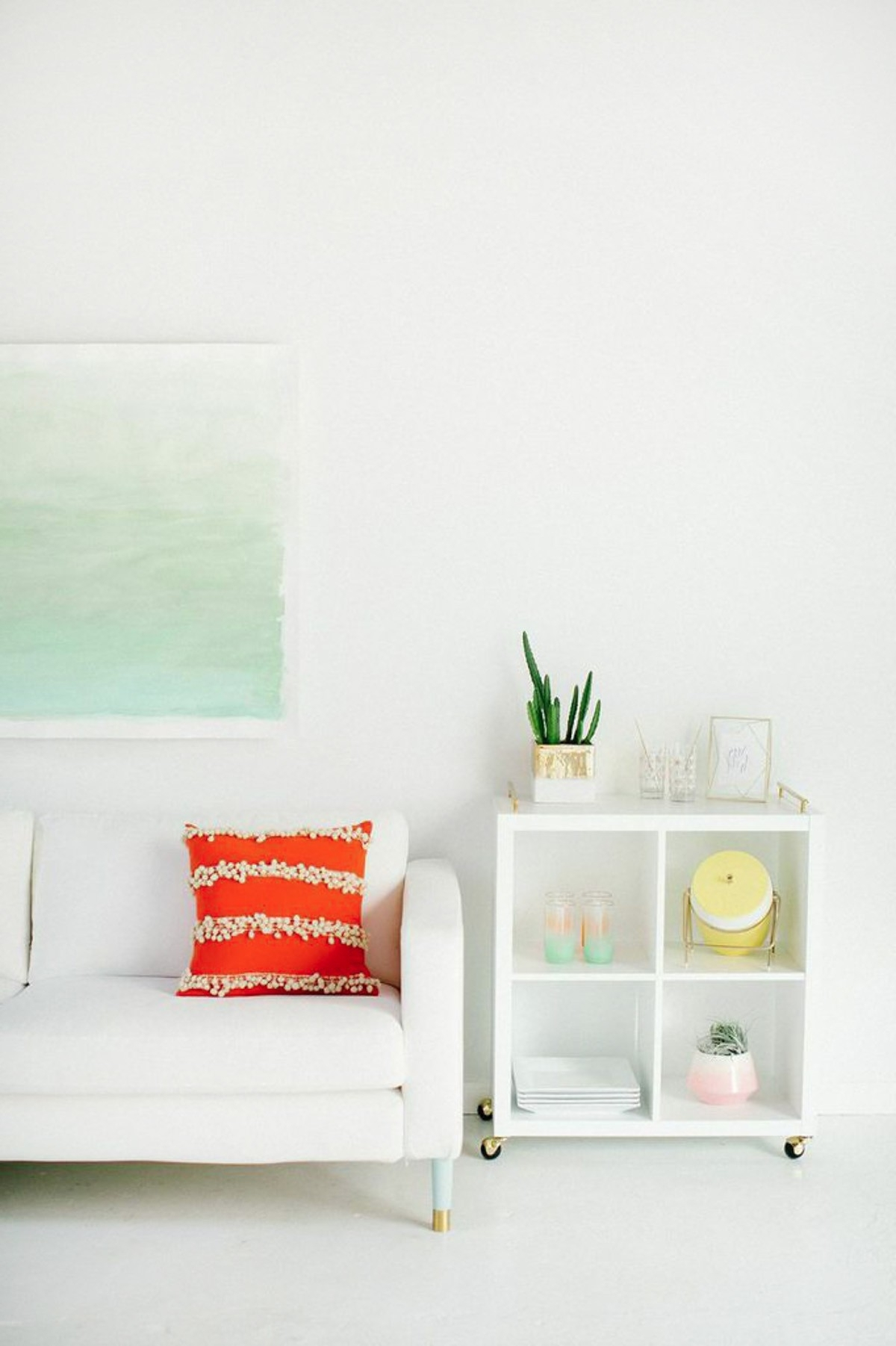 Most Current Diy Watercolor Wall Art Intended For Diy Watercolor Wall Art (View 10 of 15)