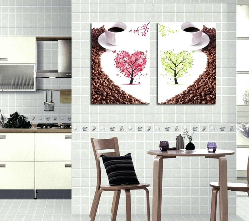 Most Current Large Wall Art For Kitchen Throughout Wall Arts ~ Retro Kitchen Canvas Wall Art Kitchen Canvas Wall Art (View 10 of 15)