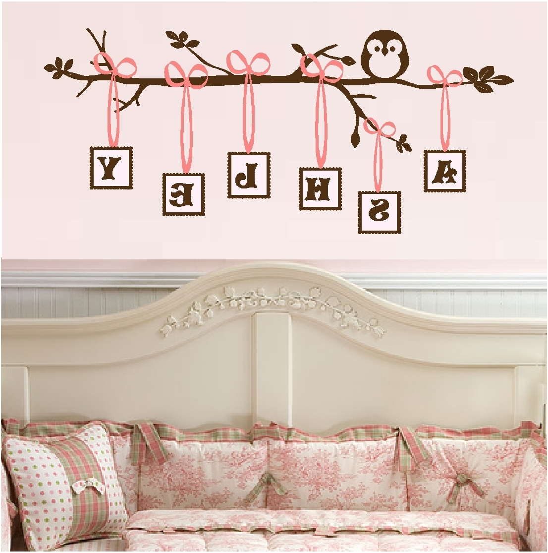 Most Current Little Girl Wall Art For Baby Girl Quotes (View 3 of 15)