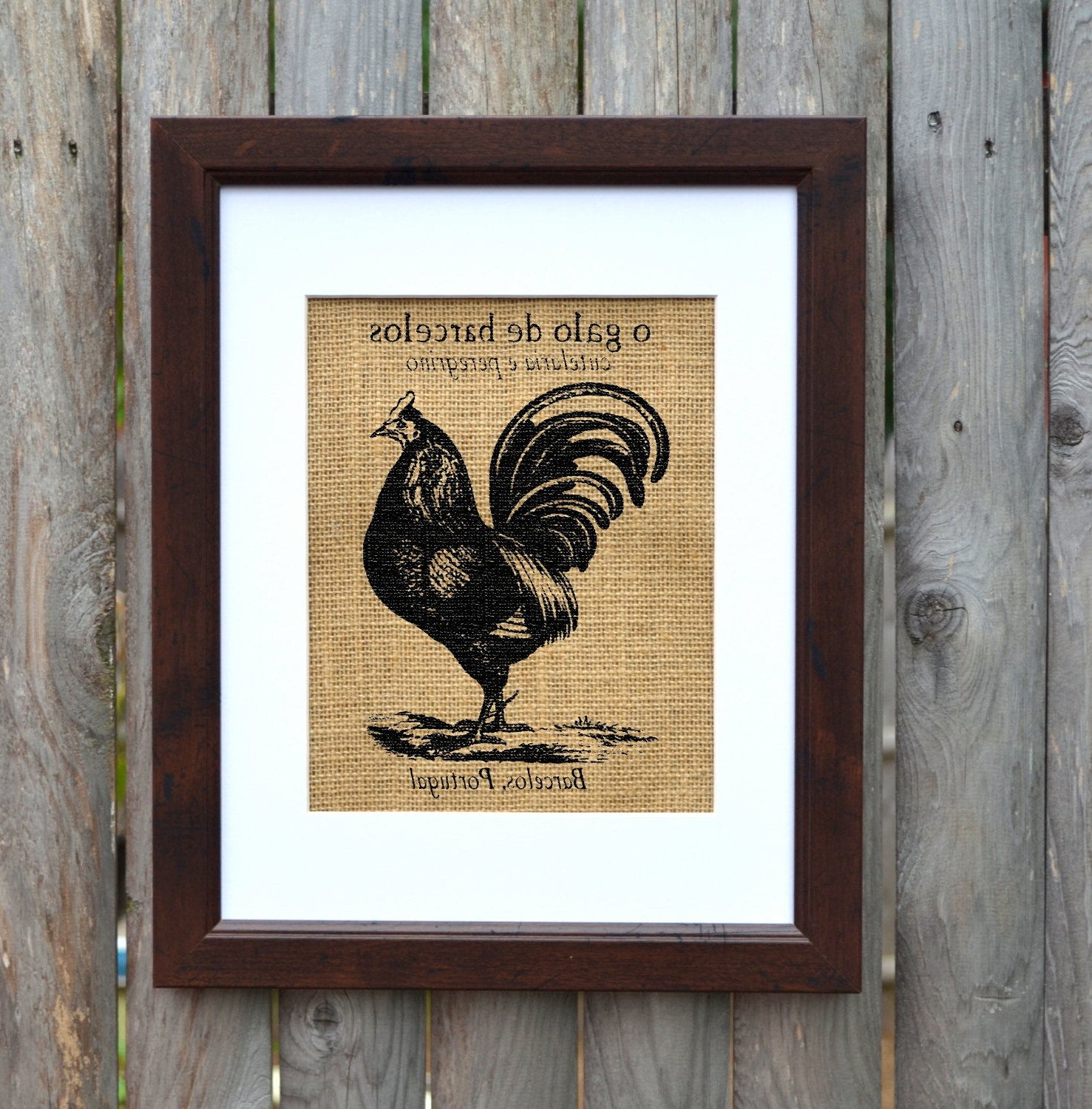 Most Current Metal Rooster Wall Decor Regarding Rooster In The Kitchen Feng Shui Rooster Kitchen Decorations (View 10 of 15)