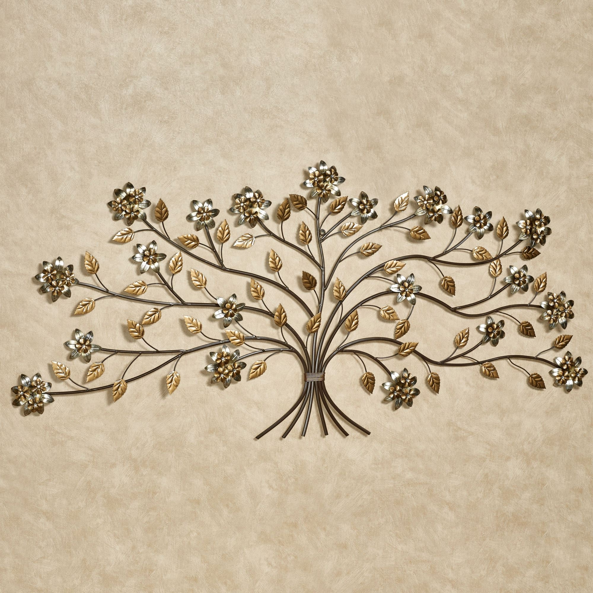 Most Current Touch Of Class Metal Wall Art With Regard To Metal Wall Art Sculptures (View 8 of 15)