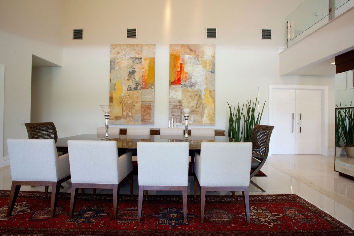 Most Current Wall Art Design Ideas: Interior Elegant Art For Dining Room Wall With Regard To Art For Dining Room Walls (View 4 of 15)