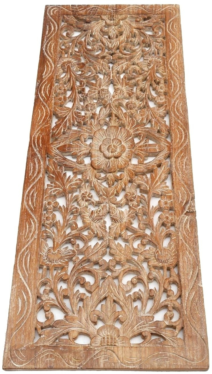 Most Current Wall Arts ~ Teak Root Discs Wall Art Teak Root Wall Art Best 25 Throughout Wood Carved Wall Art Panels (View 5 of 15)