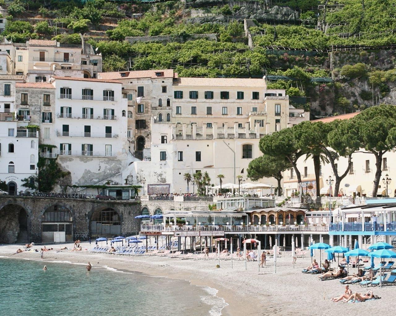 Most Popular Amalfi Coast Wall Art – Italian Beach Travel Photography Intended For Italian Coast Wall Art (View 6 of 15)
