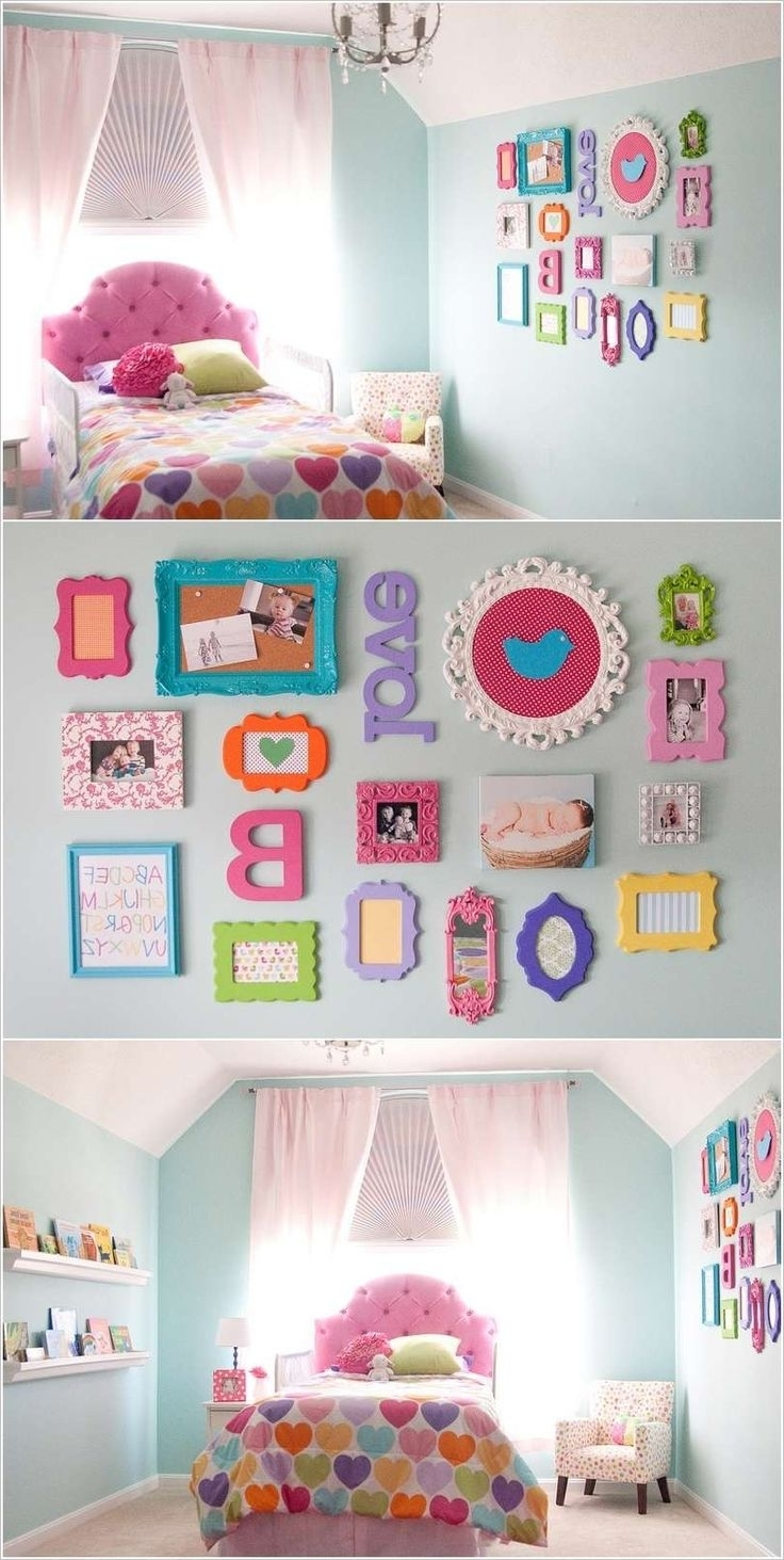 Most Popular Bedrooms : Baby Boy Room Decor Kids Room Design Boys Room Design Inside Wall Art For Little Girl Room (View 6 of 15)