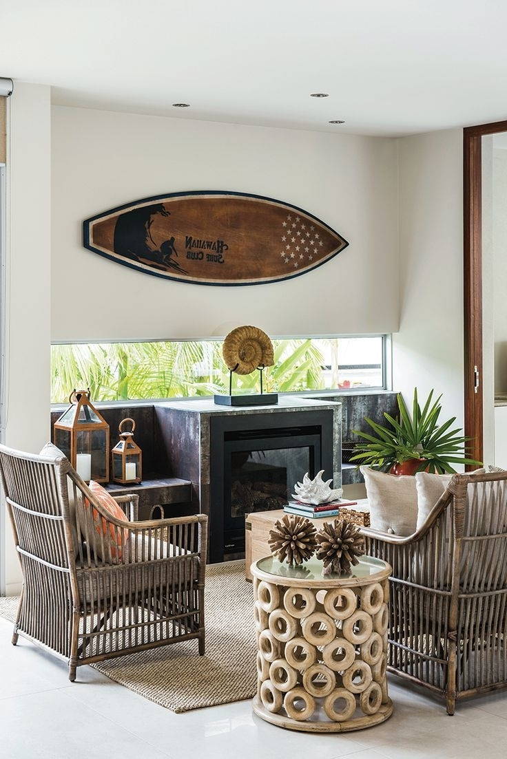 Most Popular Decorative Surfboard Wall Art Pertaining To Best 25+ Surfboard Decor Ideas On Pinterest (View 11 of 15)