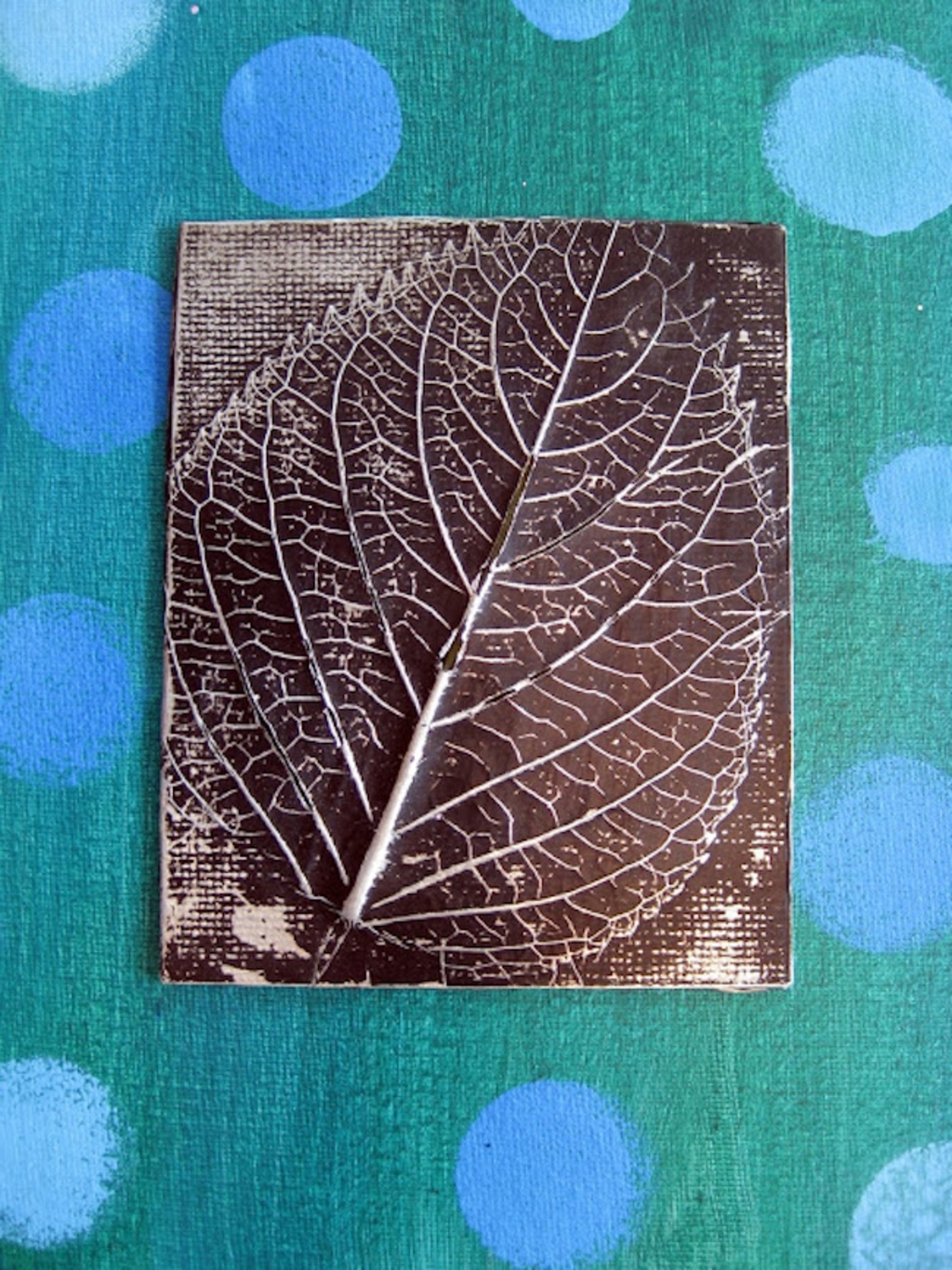 Most Popular Diy Projects: Leaf Relief Craft To Use As Wall Art – 8 Creative Inside Seasonal Wall Art (View 6 of 15)