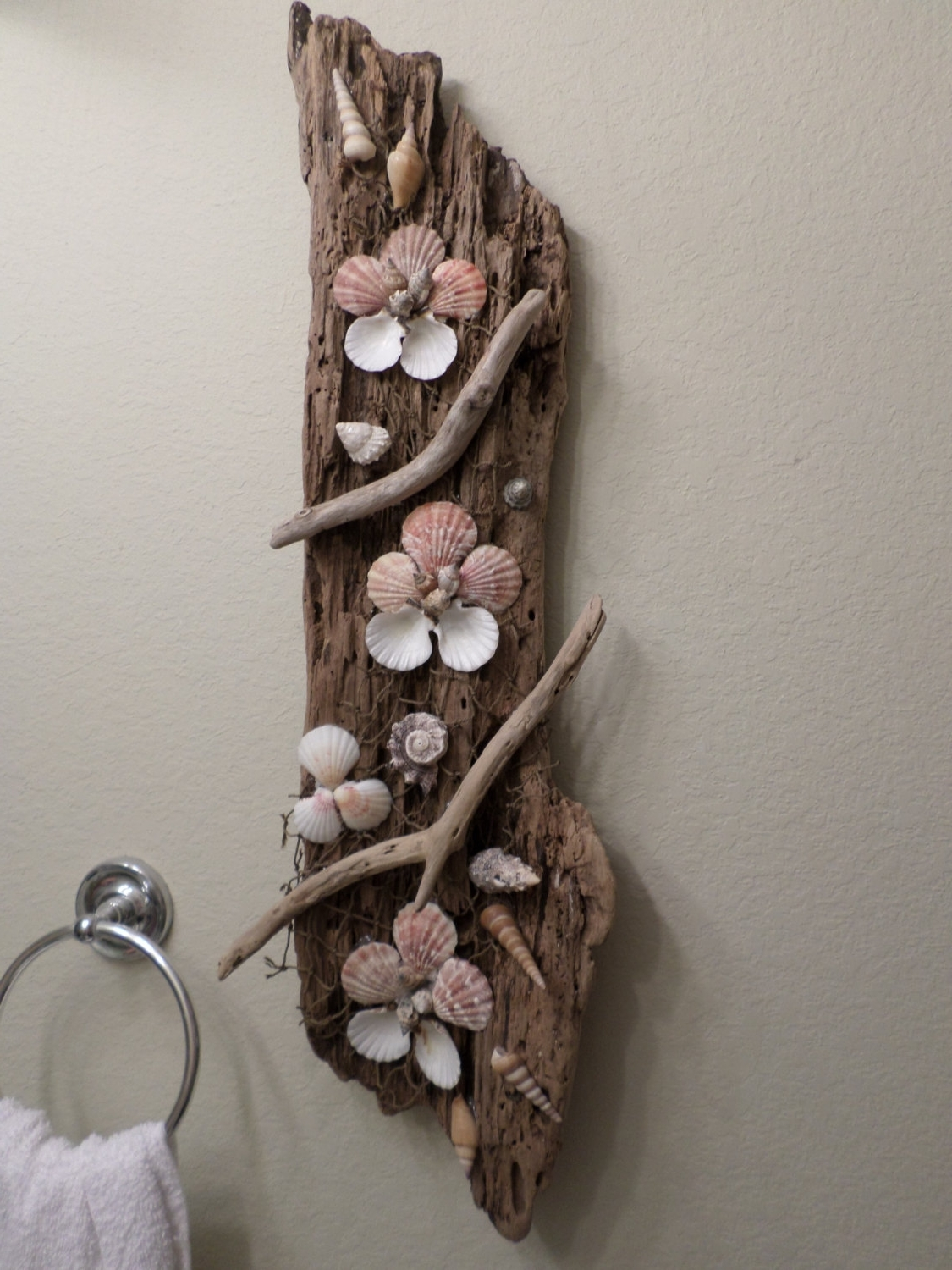 Most Popular Driftwood Wall Art Regarding Fancy Large Driftwood Wall Art 73 For Home Design With Large (View 13 of 15)