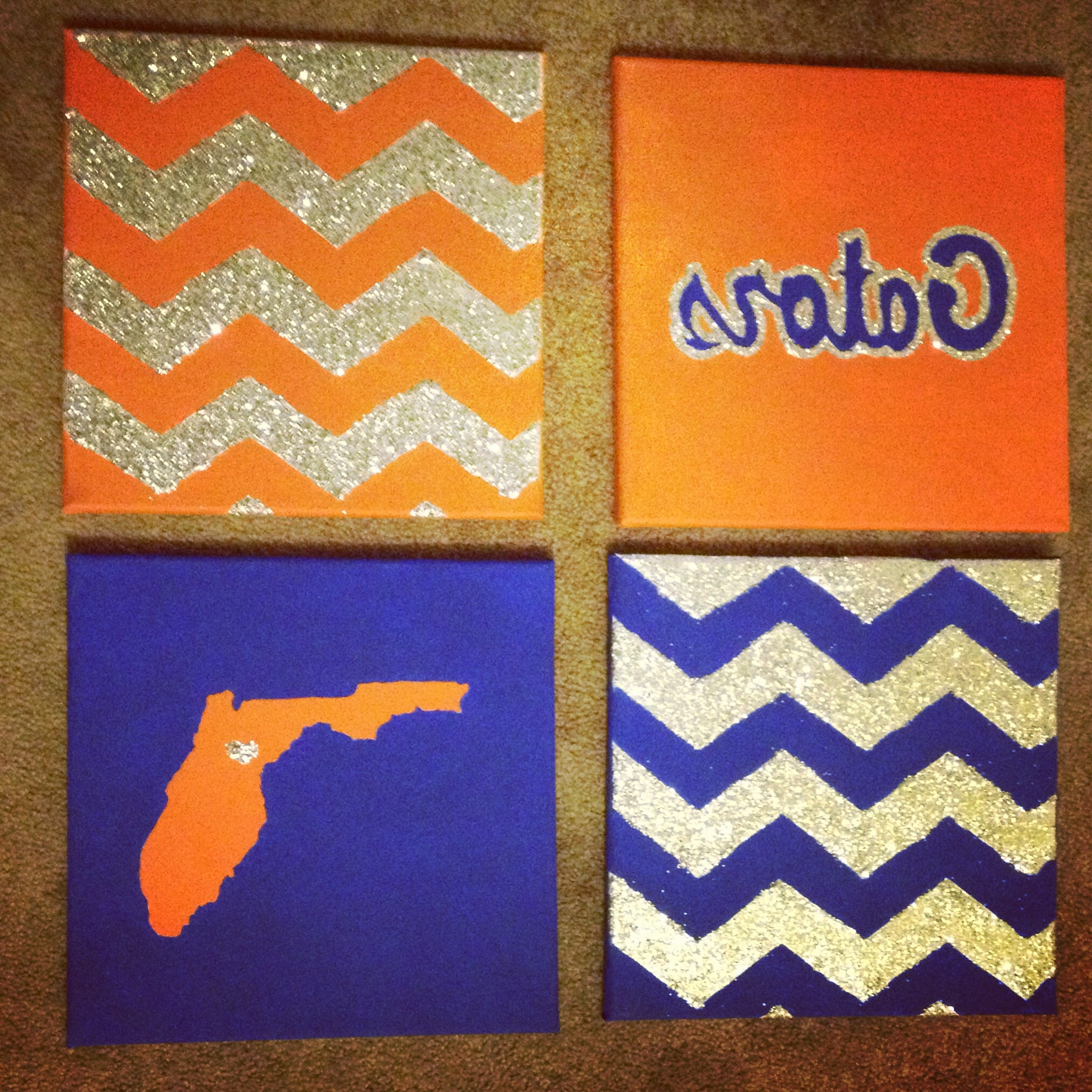 Most Popular Gators Canvas Art (View 9 of 15)