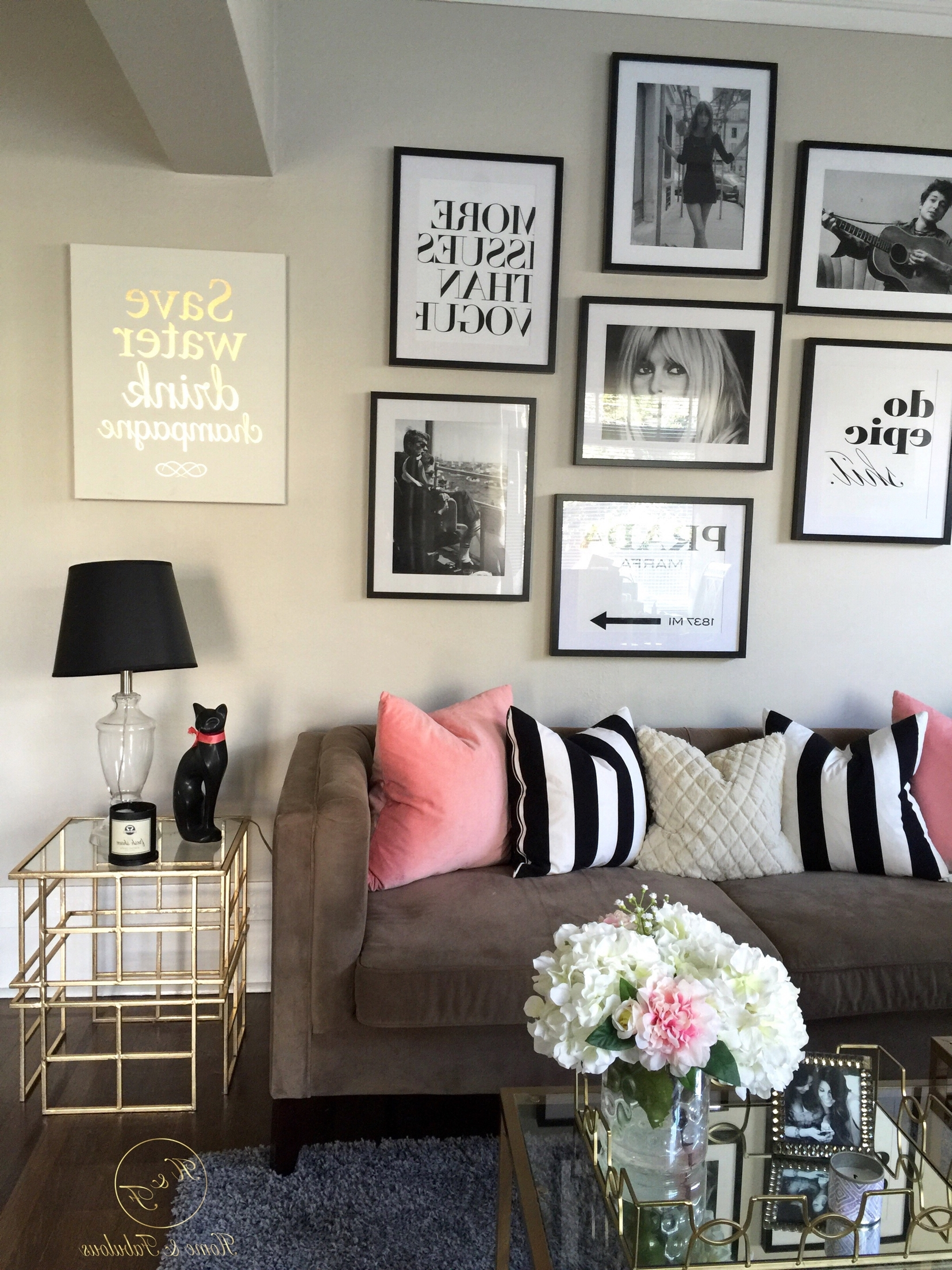 Most Popular Homegoods Wall Art In These Adorable Canvas Prints From Homegoods Pair Perfectly With (View 9 of 15)