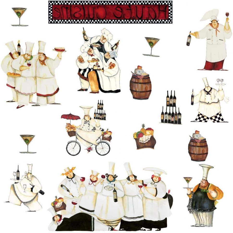 Displaying Gallery of Italian Chef Wall Art (View 7 of 15 Photos)