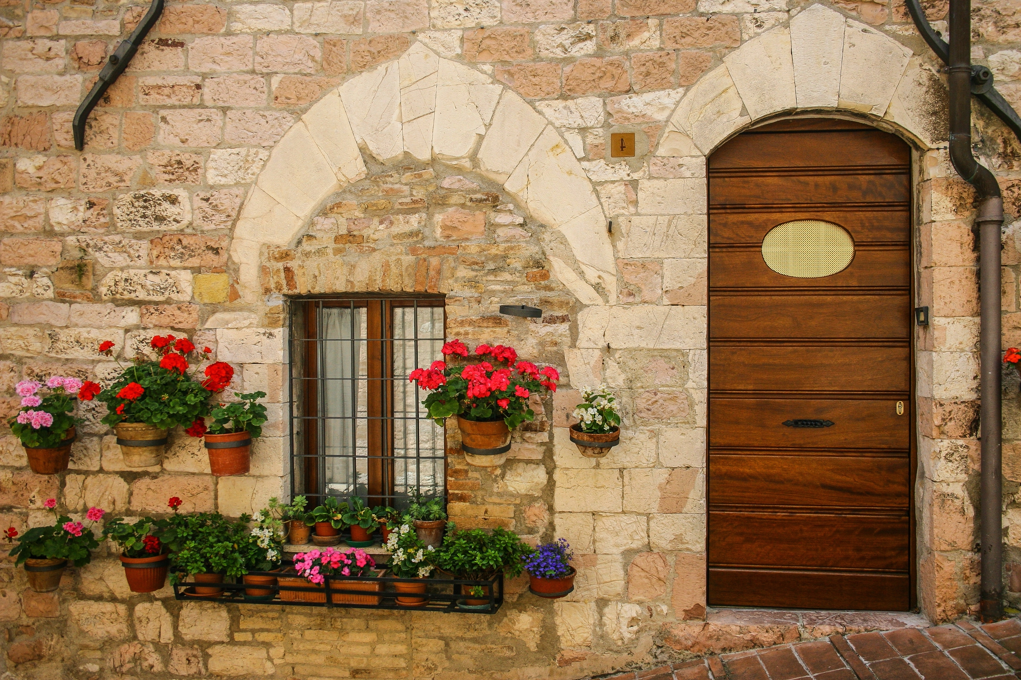 Most Popular Italian Stone Wall Art In Free Images : Architecture, Vintage, Antique, House, Window (View 10 of 15)