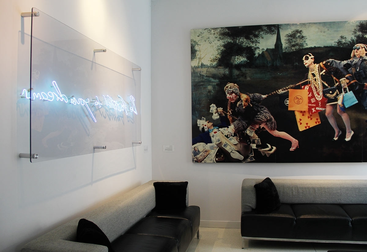 Most Popular Minneapolis Wall Art With Regard To Contemporary Art At Le Méridien Chambers – Cool Hunting (View 7 of 15)