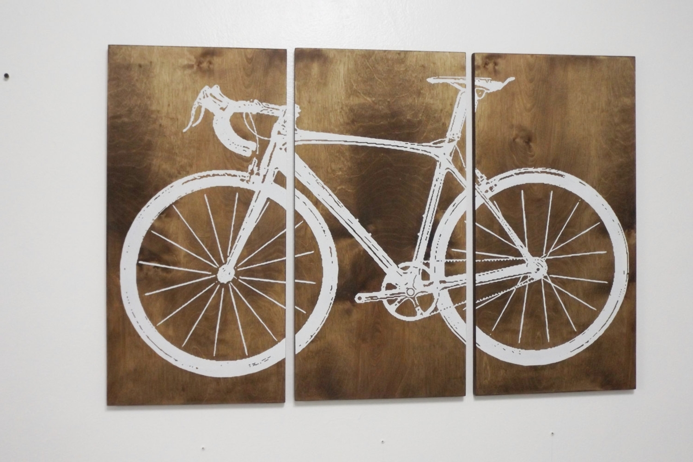 Featured Photo of Bike Wall Art