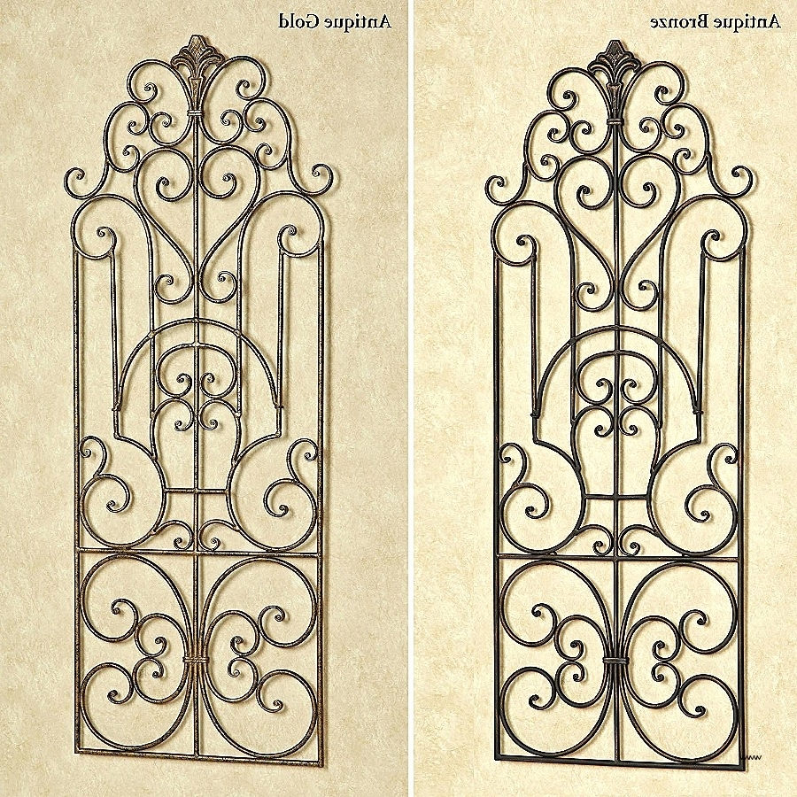 Most Popular Wall Art Elegant Metal Gate Wall Art Hd Wallpaper Pictures Metal Regarding Metal Gate Wall Art (View 10 of 15)