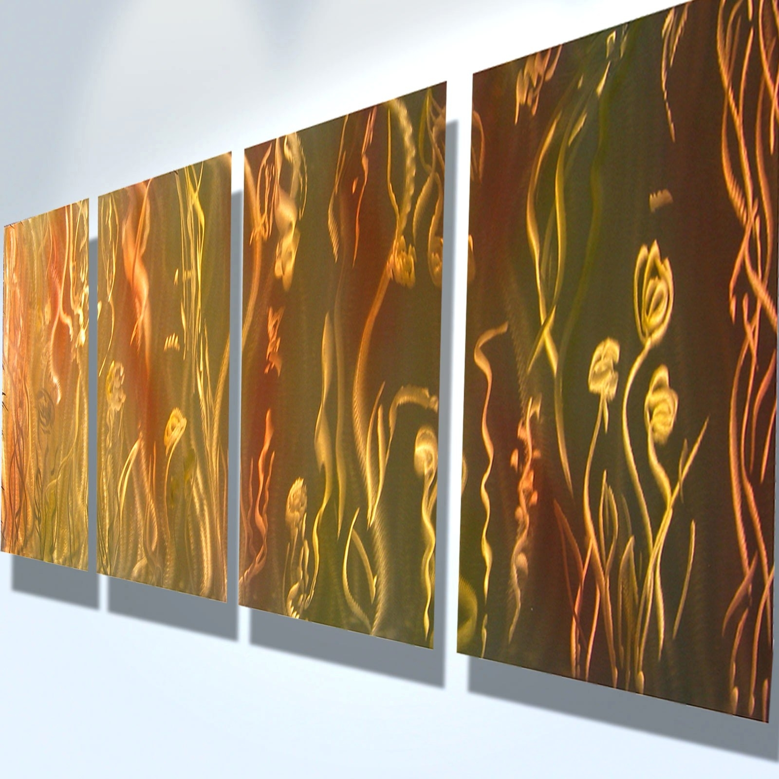 Most Popular Wall Arts ~ Geometric Modern Metal Abstract Wall Art Modern Metal Pertaining To Melbourne Abstract Wall Art (View 7 of 15)