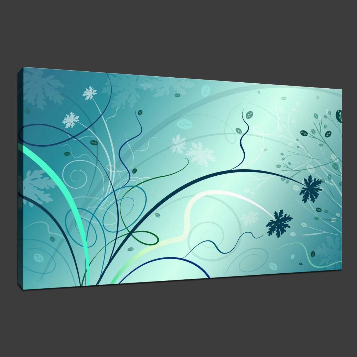 Most Recent Aqua Abstract Wall Art Throughout Seeras/media/teal Wall Art Teal Colour Wall A (View 8 of 15)