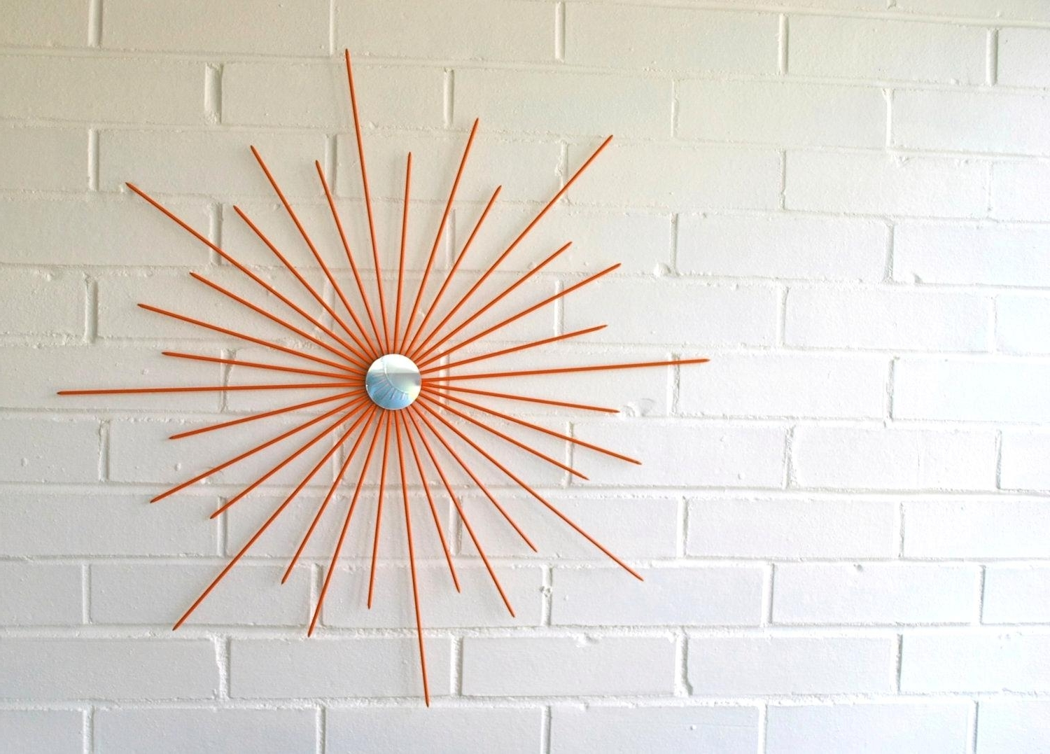 Most Recent Favorable White Starburst Wall Decor Accessories Ideas Burst Wall Within Silver Starburst Wall Art (View 5 of 15)