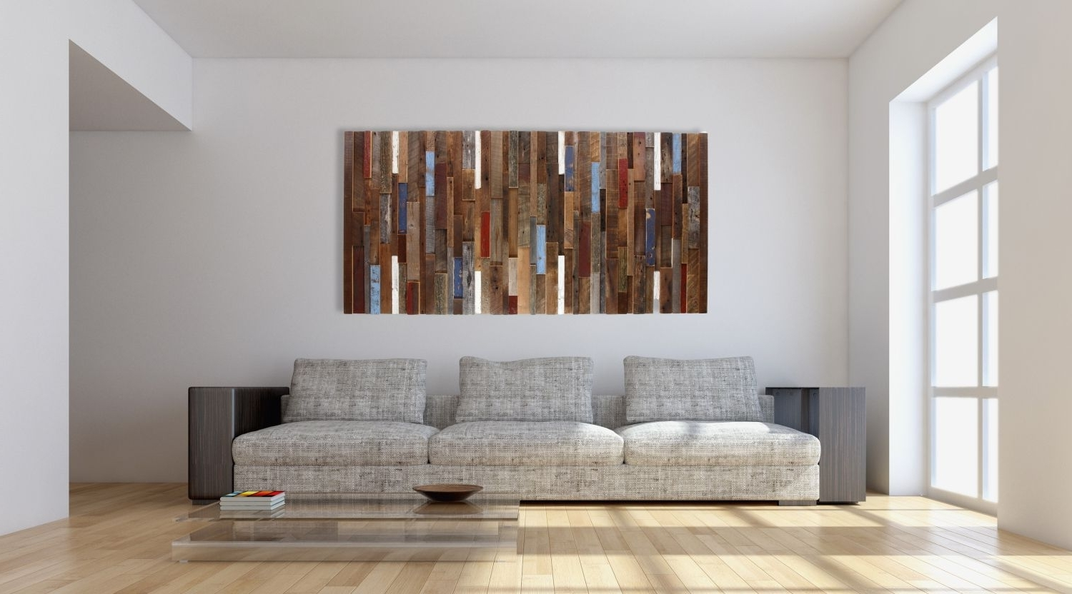 Featured Photo of Dark Wood Wall Art