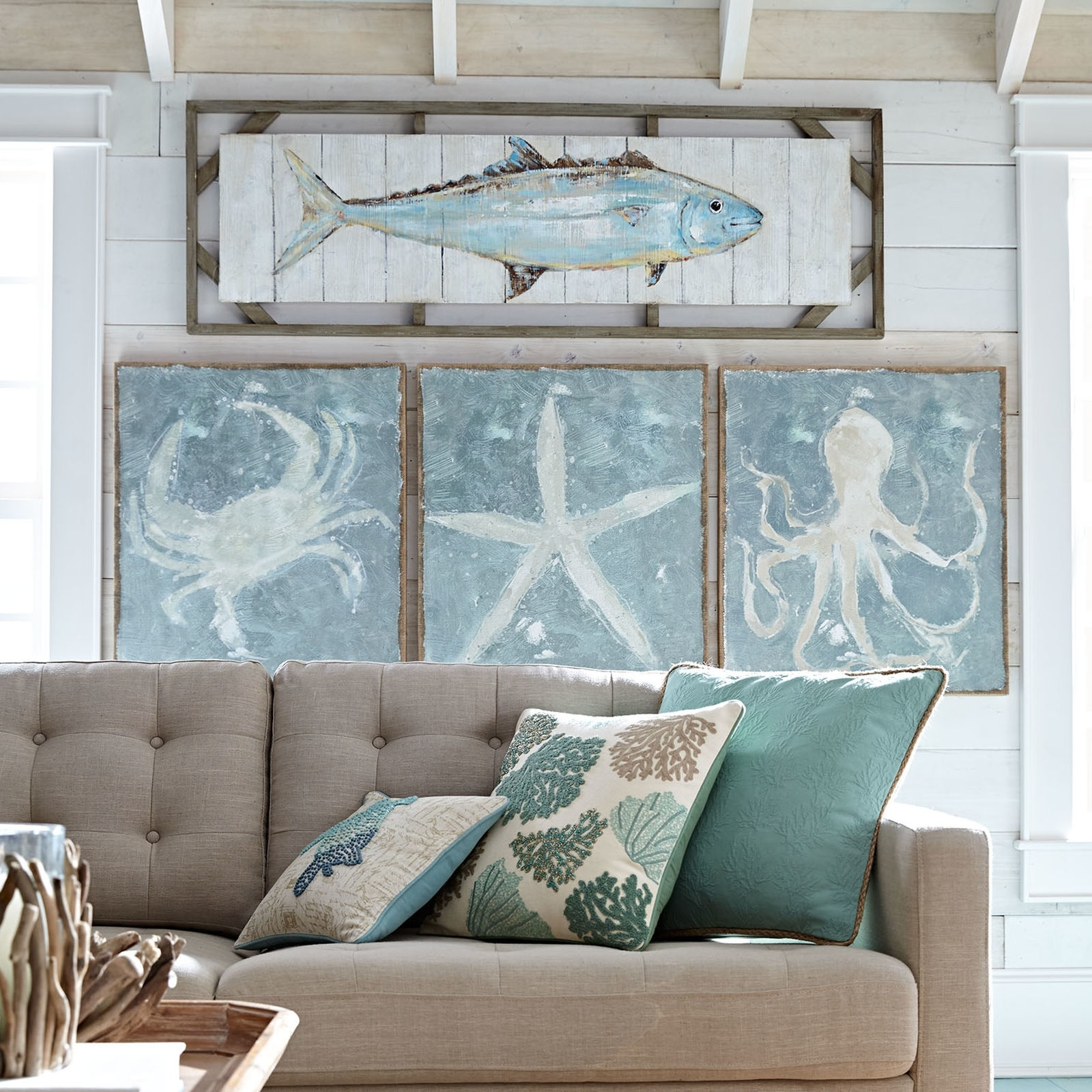 Most Recent Liven Up Your Walls With Our Marine Life Art (View 7 of 15)
