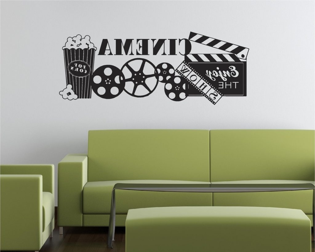 Most Recent Movie Themed Wall Art For Crafty Ideas Movie Wall Art With New Themed 23 In Decorative Metal (View 5 of 15)