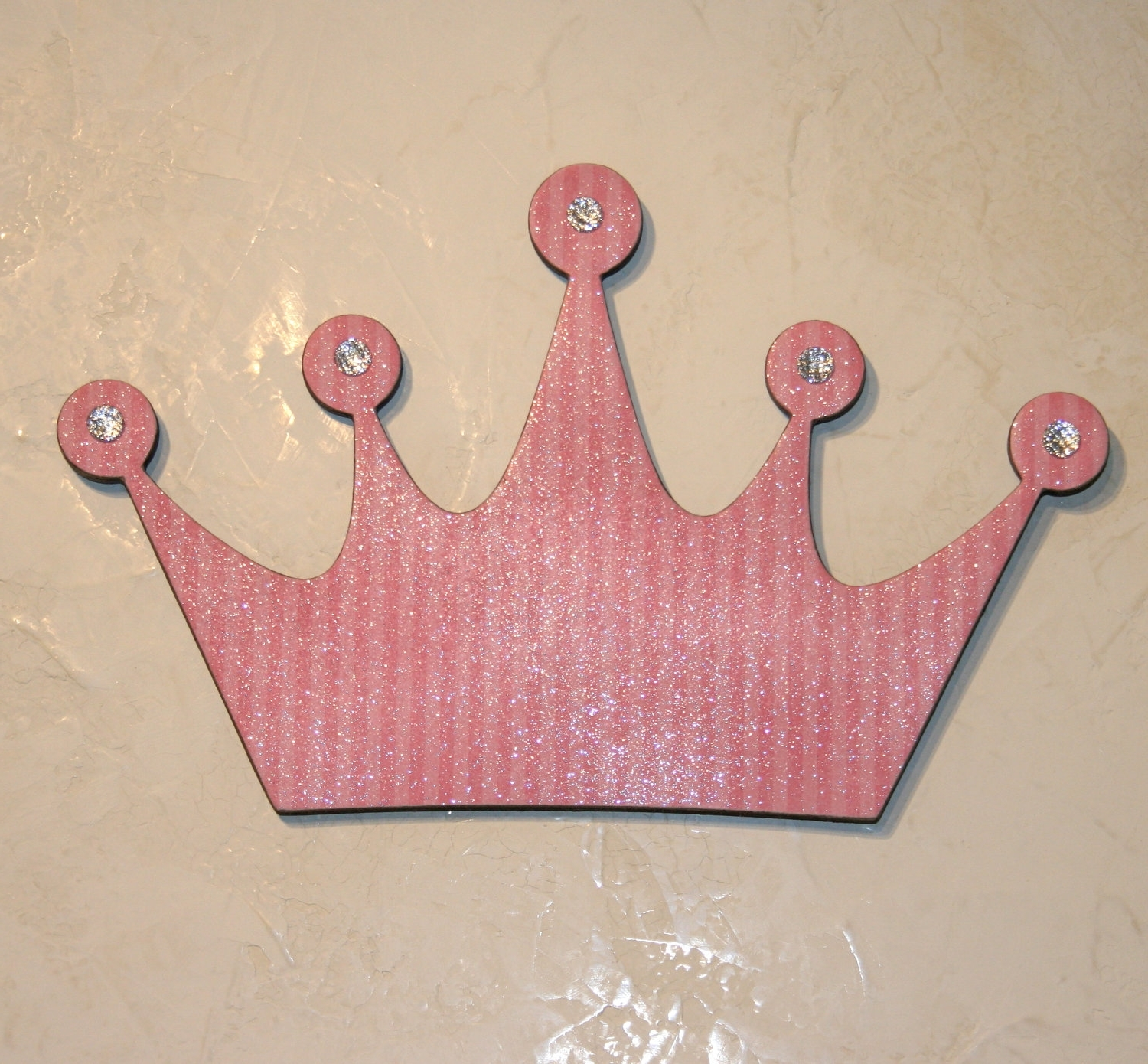 Most Recent Princess Crown Wall Art With Regard To Grand Diy Wall Decor Projects That Will Amaze You To Lovely Image (View 5 of 15)