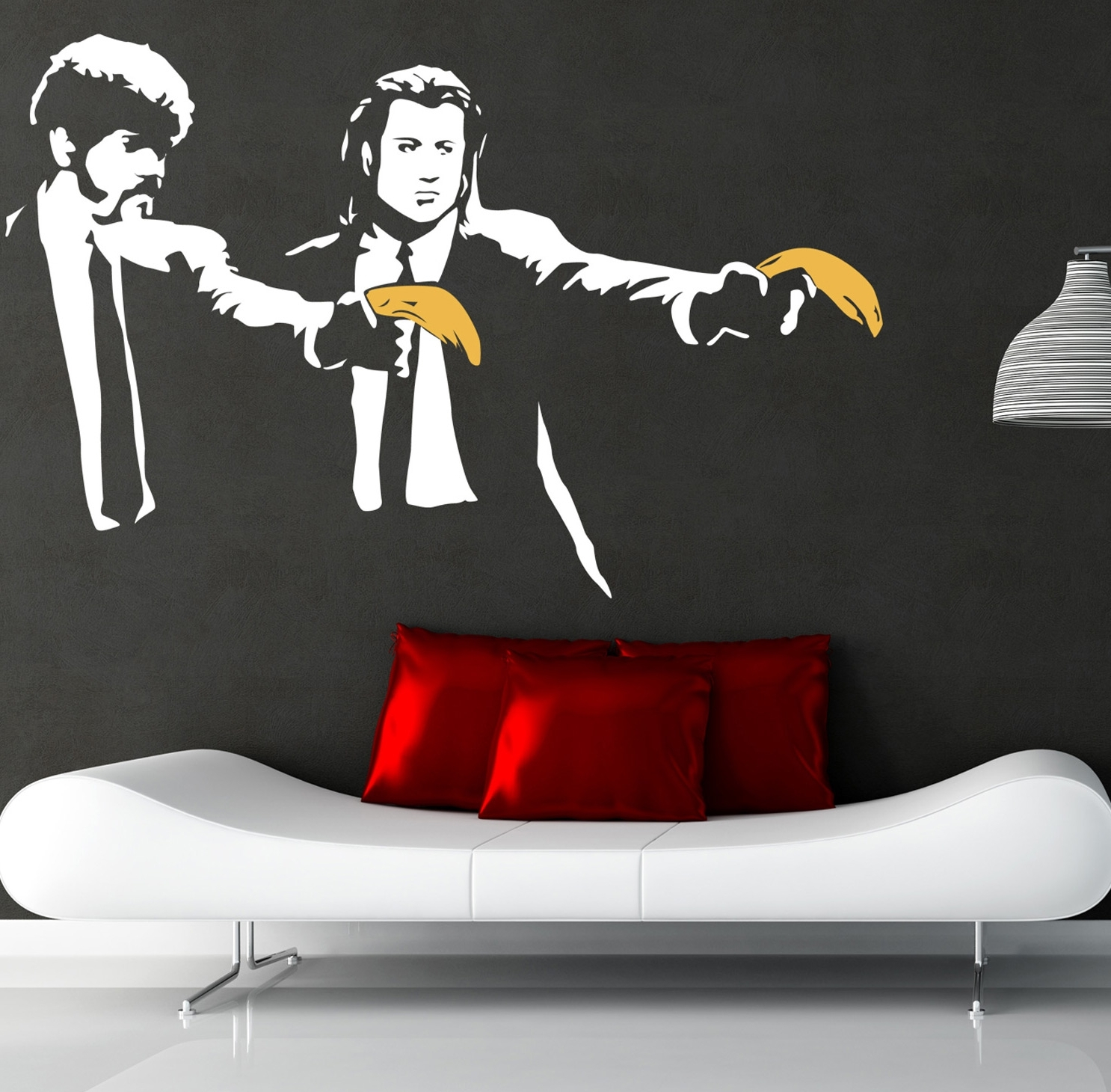 Most Recent Street Wall Art Decals Throughout Wall Art Decor: Graffiti Street Banksy Wall Art Artist Low Cost (View 5 of 15)