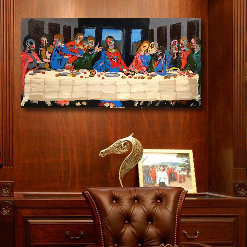Most Recent The Last Supper Wall Art With Regard To Adorable 60+ The Last Supper Wall Art Design Decoration Of Last (View 4 of 15)