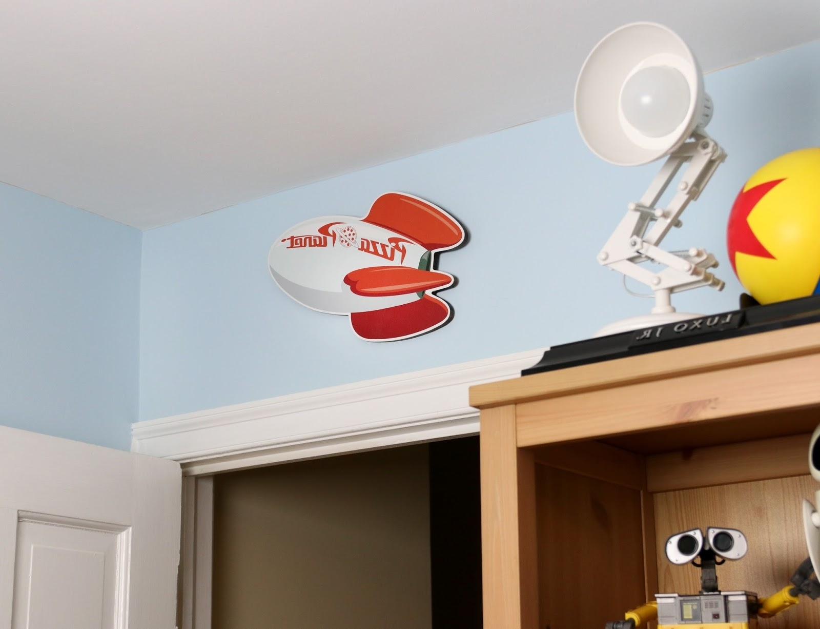 Most Recent Toy Story Wall Art Throughout Dan The Pixar Fan: Toy Story: Pizza Planet Wooden Wall Art (By (View 5 of 15)