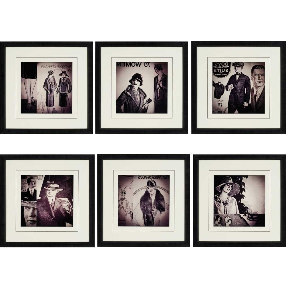Most Recent Wall Art: Top 10 Amazing Pictures Wall Frame Art Discount Art Within Black And White Framed Wall Art (View 9 of 15)