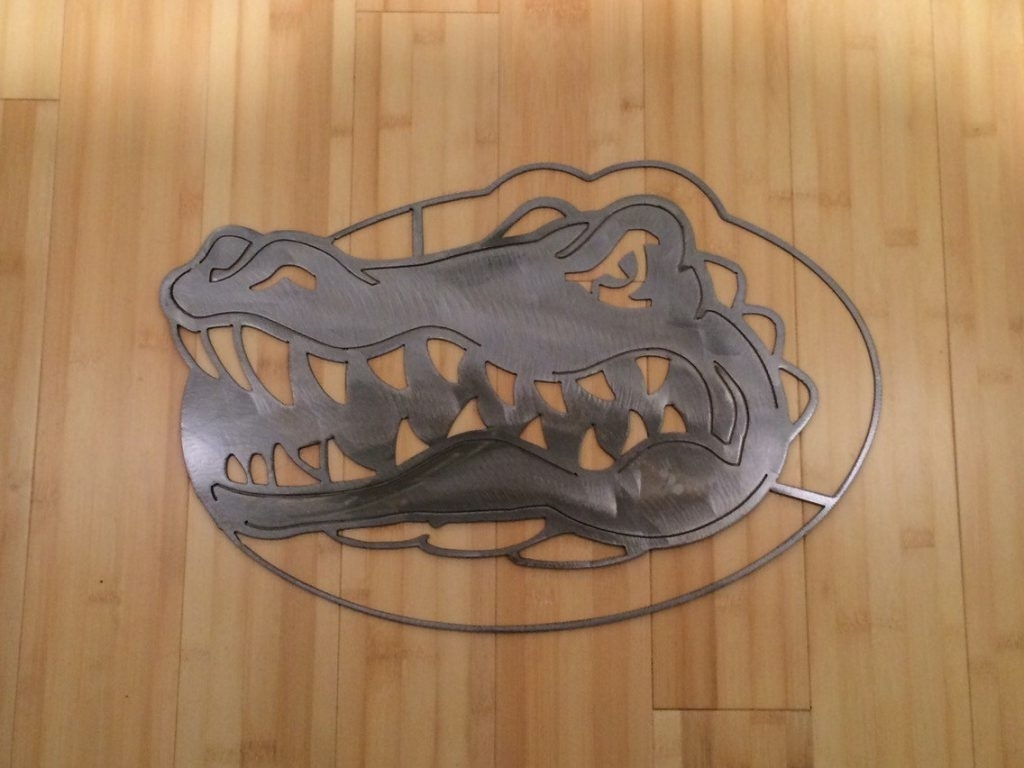Most Recently Released Absolutely Design Florida Gator Wall Art Together With Epic 99 For With Regard To Florida Gator Wall Art (View 10 of 15)