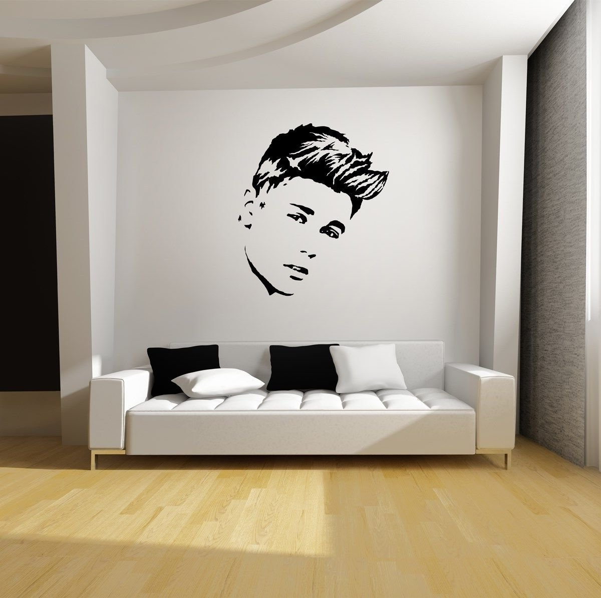 Featured Photo of Justin Bieber Wall Art