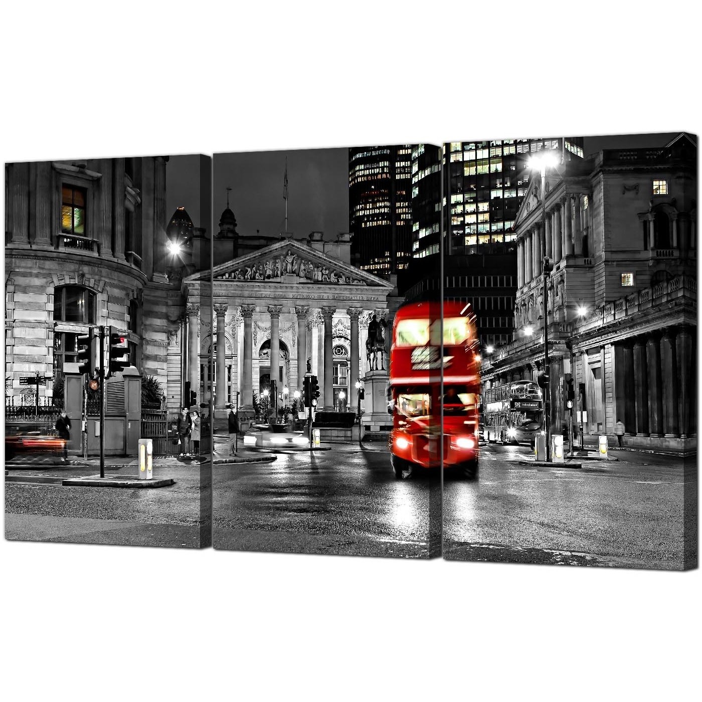 Most Recently Released Cityscape Canvas Wall Art Inside London Wall Art Vintage London Wall Art – Wall Art And Wall (View 9 of 15)