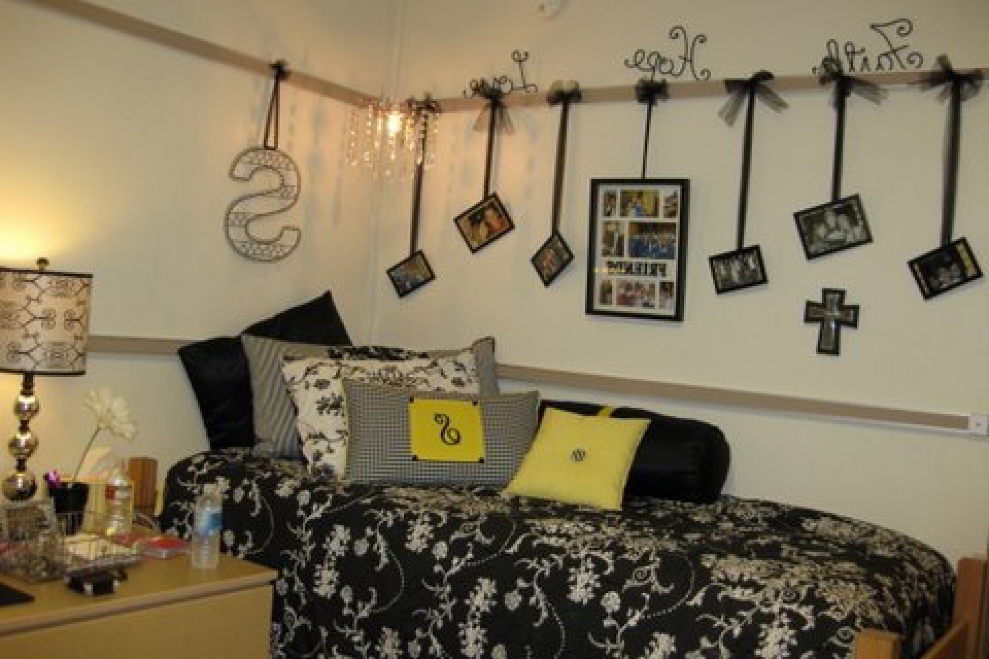 Most Recently Released College Dorm Wall Art Pertaining To College Dorm Room Wall Decorating Ideas • Walls Ideas (View 12 of 15)