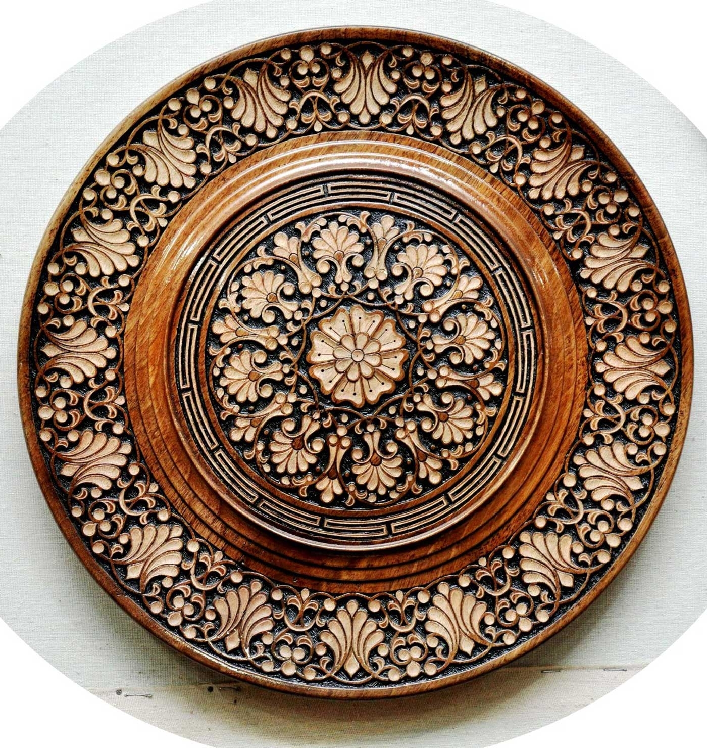 Most Recently Released Decorative Plates For Wall Art In Wall Decor: Awesome Decorative Kitchen Plates For Wall Wall Plates (View 11 of 15)