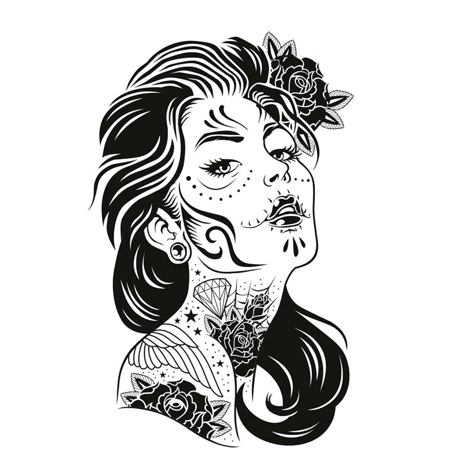 Most Recently Released Download Tattoo Wall Art (View 9 of 15)