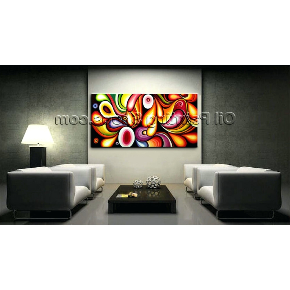 Most Recently Released Inexpensive Abstract Wall Art Pertaining To Wall Arts ~ Unique Wall Art Cheap Abstract Paintings Unique Wall (View 11 of 15)