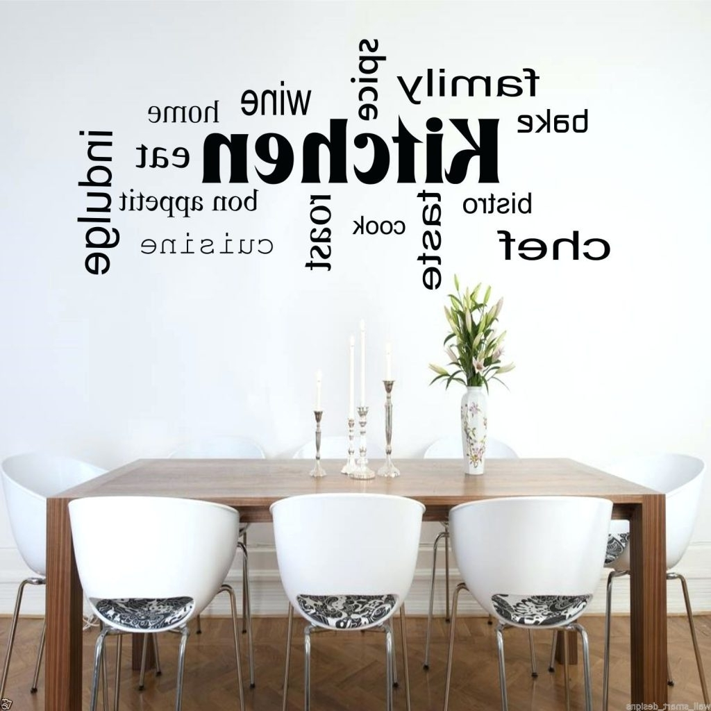 Most Recently Released Italian Phrases Wall Art Throughout Wall Arts ~ Zoom Vinyl Wall Art Phrases Vinyl Wall Art Quotes For (View 10 of 15)