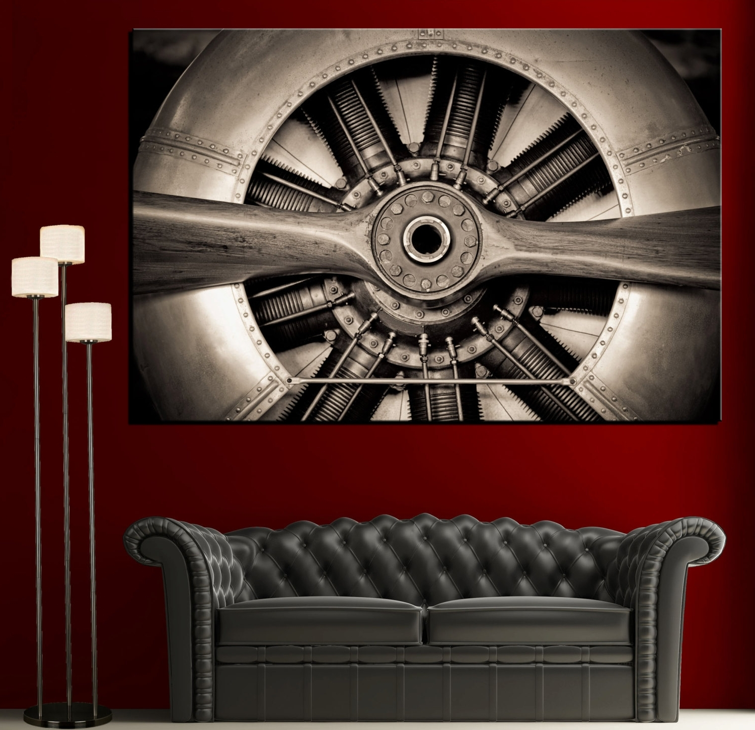 Most Recently Released Metal Airplane Wall Art With Wall Art Designs: Modern Interior With Sofa, Top 20 Aviation Wall (Gallery 11 of 15)